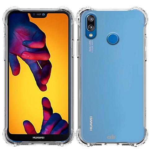 Custodia antishock per Huawei P20 Lite trasparente - CDR mobile